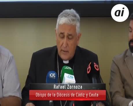 El obispo Zornoza presenta la exposición 'Traslatio Sedis'