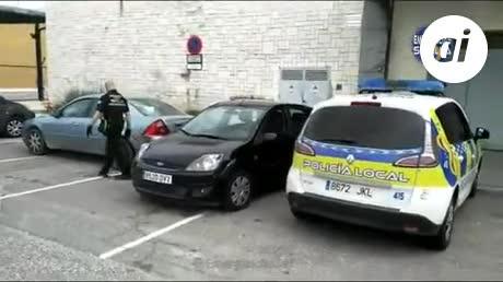 Detenido por conducir un coche sin ITV, caducada hace nueve años