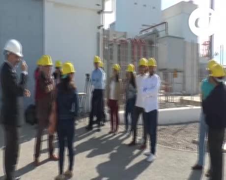 Eléctrica de Cádiz abre sus puertas y enseña todas sus virtudes