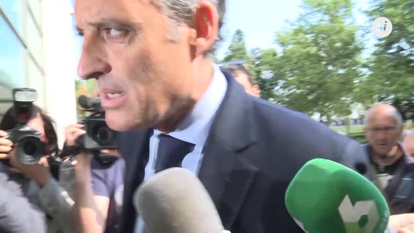 Anticorrupción pide procesar a Camps por la F1