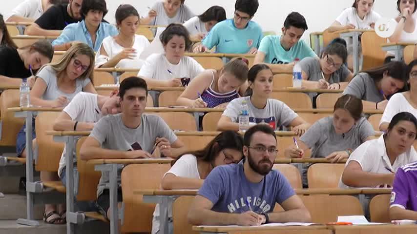 1.607 estudiantes acudirán a la selectividad en el Campus de Jerez