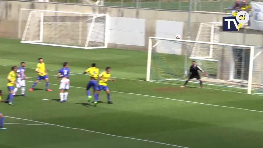El Cádiz CF B, a un solo paso de Segunda División B
