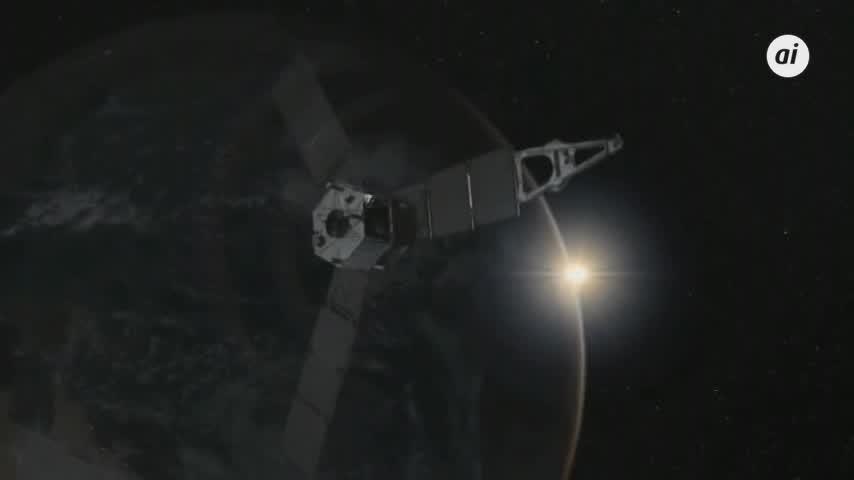 La NASA añade a la misión Juno 41 meses en órbita de Júpiter