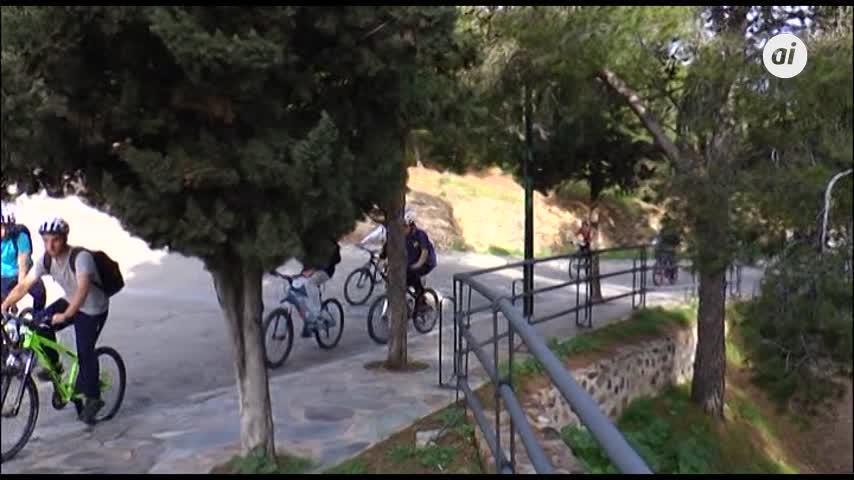 El Monte Gibralfaro se adapta para un uso más ciudadano