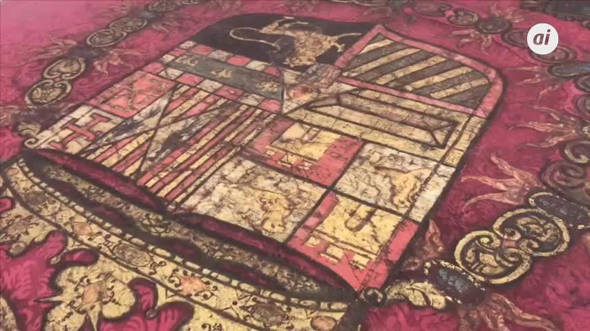 El IAPH concluye la restauración del Pendón de Sanlúcar