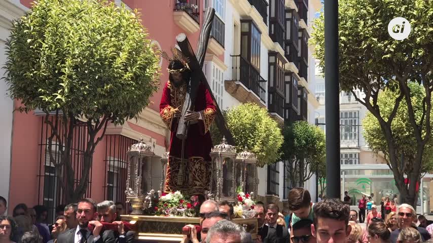 Loaiza pide que se engalane el itinerario de la procesión del Nazareno