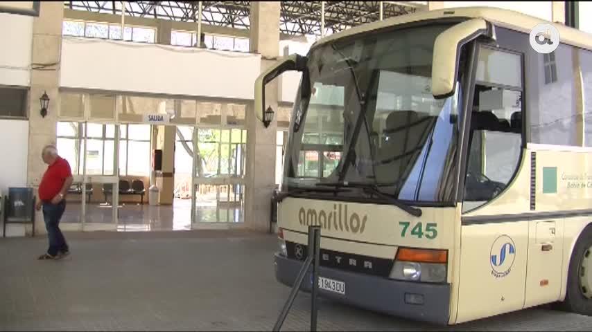Entra en servicio la UTE de transporte Damas-Interbus