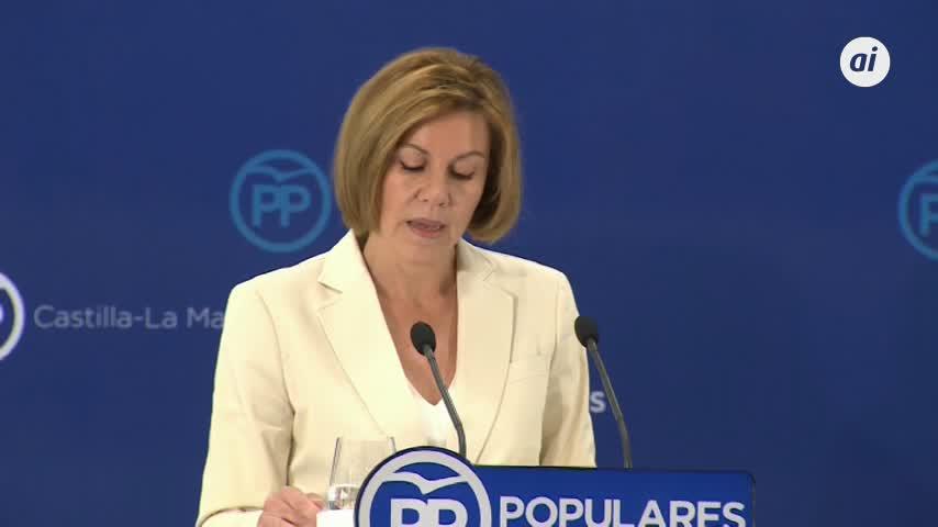 Cospedal y Santamaría competirán por el PP, Casado como tercera vía