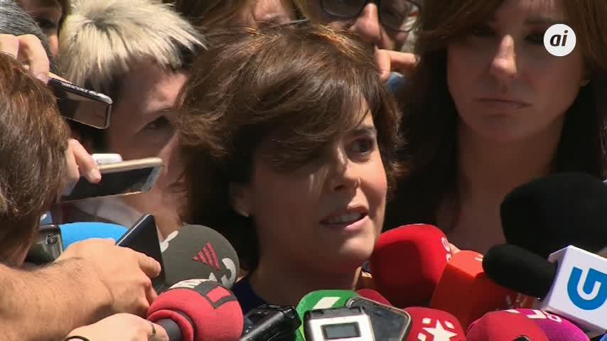 """Santamaría ofrece una candidatura de """"humildad y responsabilidad"""""""