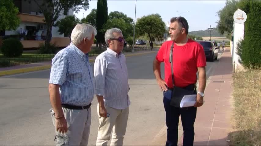 Vecinos del Santiscal piden labores de limpieza para evitar incendios