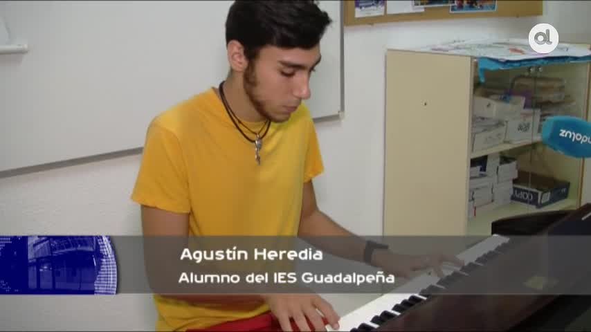 Agustín Heredia: un talento con proyección
