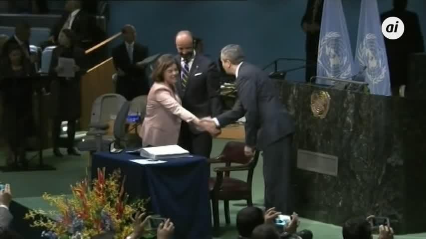EE.UU. anuncia su retirada del Consejo de Derechos Humanos de la ONU