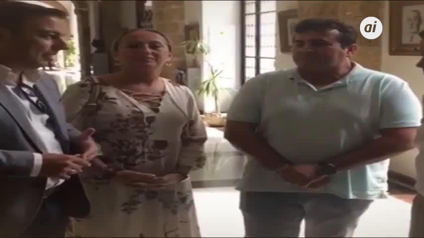 Diputación respalda la moción de Gil de reconstruir Cucarrete