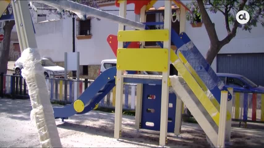 Nuevos espacios para la convivencia vecinal y el recreo infantil