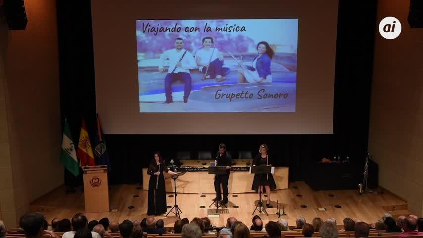 La Academia clausura el curso con un cuento y un gran concierto
