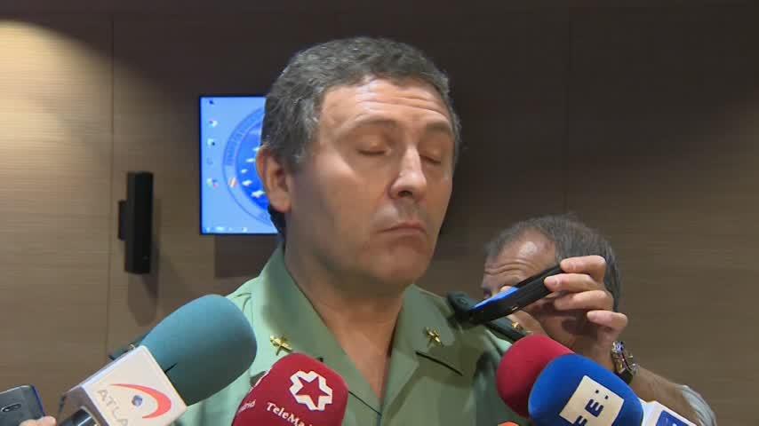 Intervenidos 2.842 kilos de angulas y detenidas 45 personas