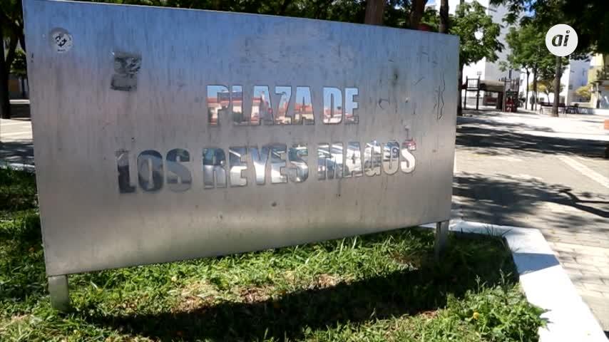 Concluyen las obras de la Plaza Reyes Magos