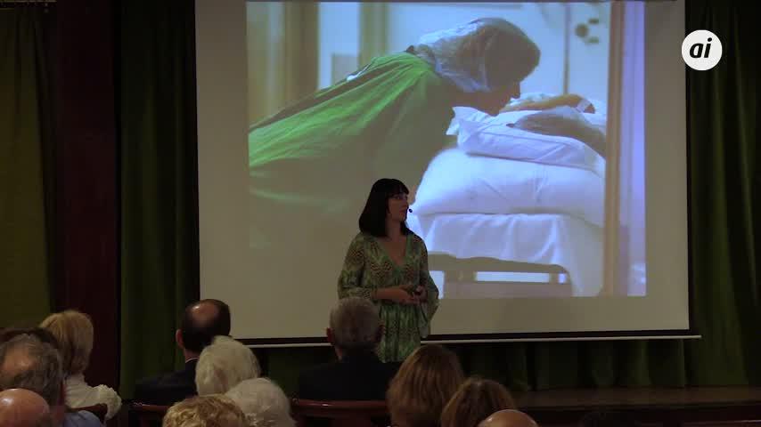 Irene Villa presenta la reedición del libro 'Saber que se puede'