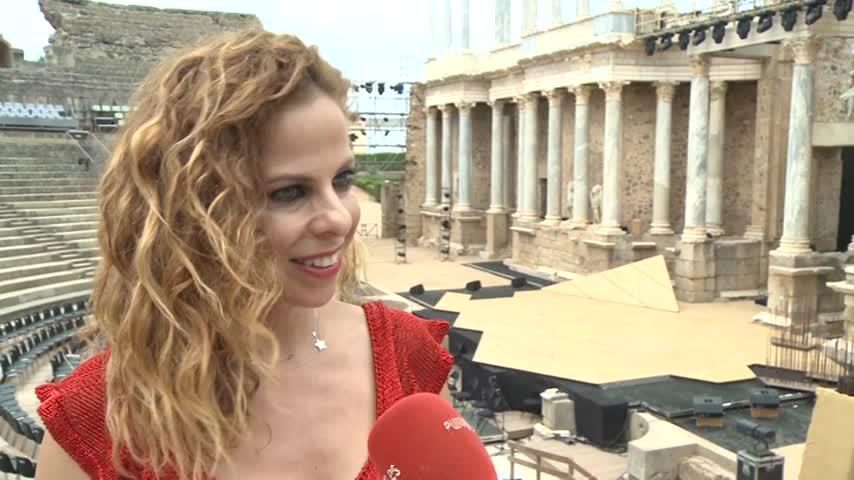 Pastora Soler ofrecerá concierto