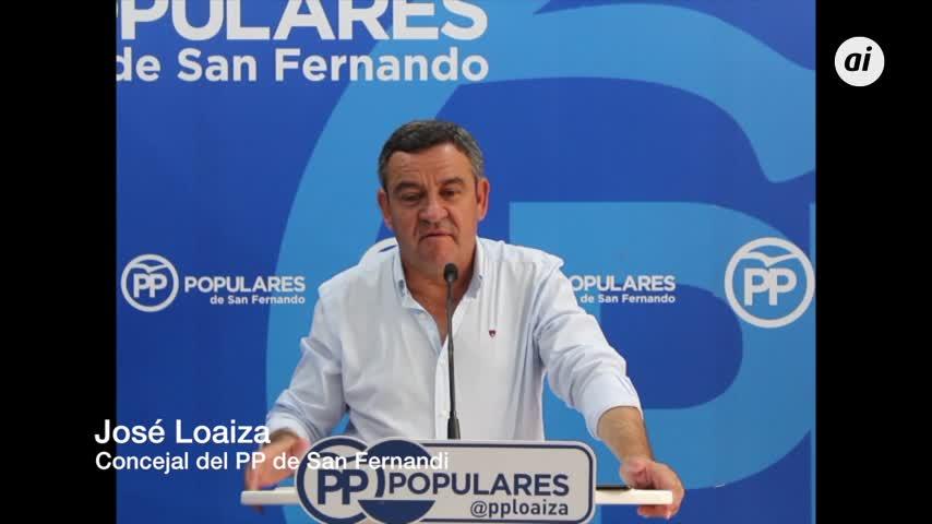 """Loaiza pide a Urbanismo que """"no mienta"""" a los vecinos de La Almadraba"""