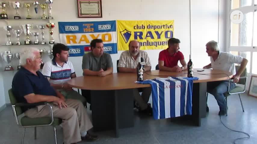 Rubén Pérez Herrera dirigirá al Rayo Sanluqueño en la 2018-19