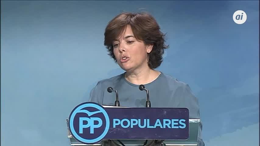 Santamaría propone a Casado que ofrezcan una candidatura de unidad