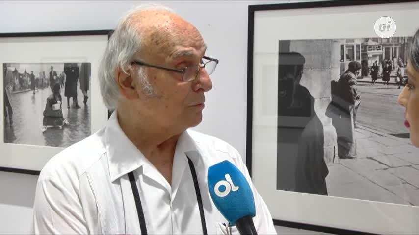 Carlos Saura presenta su obra fotográfica España años 50