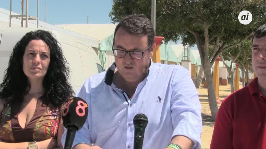 AxSí pide al Ayuntamiento que asuma el coste del montaje de casetas