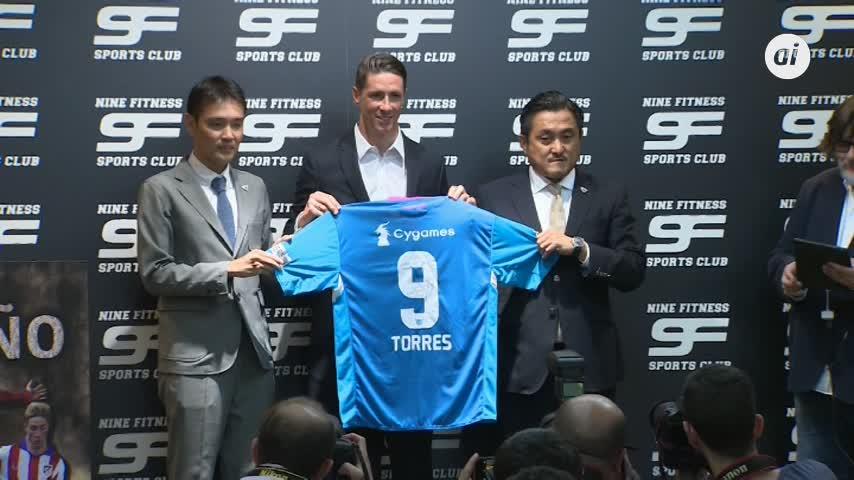 Fernando Torres jugará la próxima temporada en el Sagan Tosu japonés