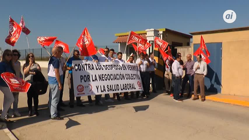 Suspenden la huelga en la planta de reciclaje de Las Calandrias