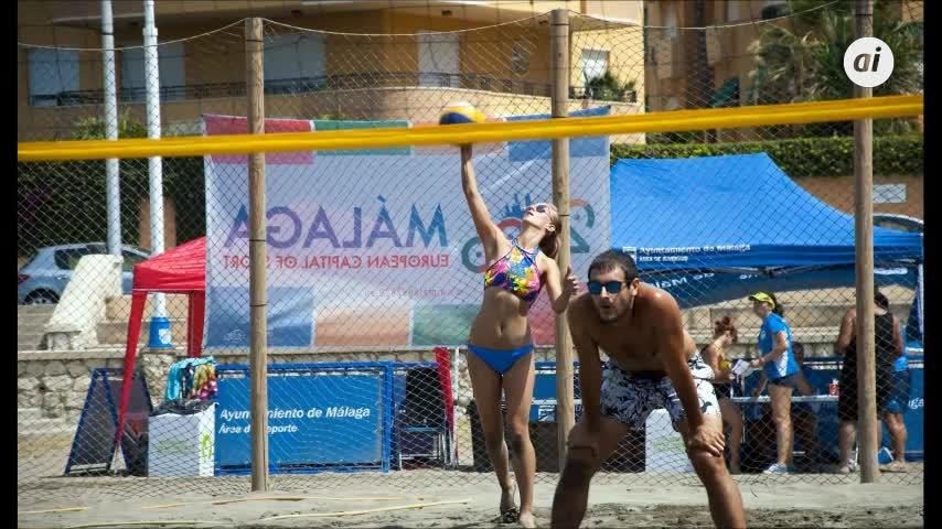 El deporte no descansa ni en feria en Málaga