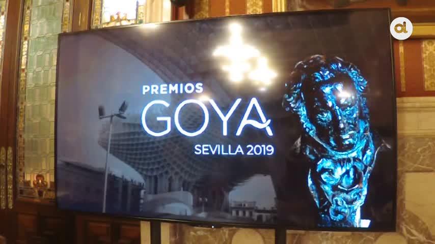 Calculan en cinco millones de euros el impacto de los Goya