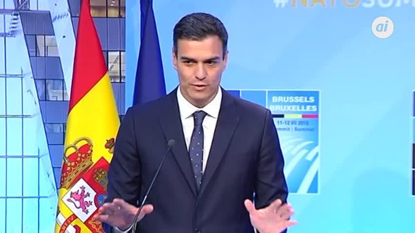 Sánchez, sobre Puigdemont: será juzgado por tribunales españoles