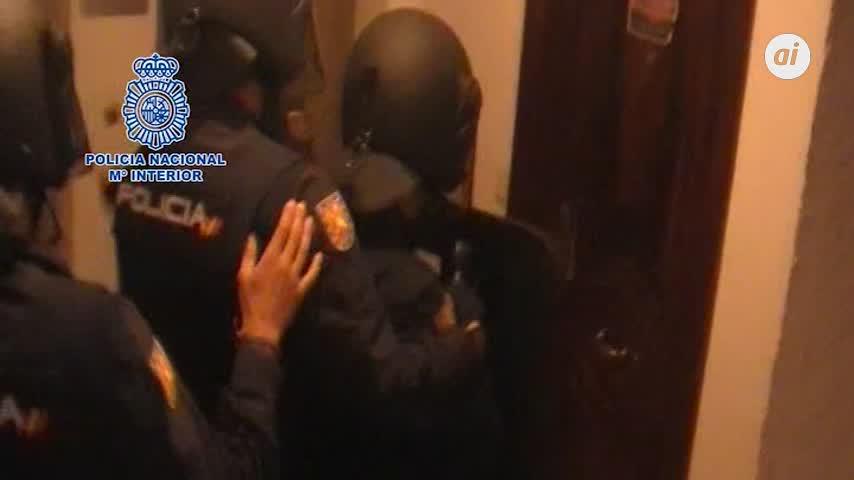 Cae una red de trata de nigerianas en Málaga que usaba magia negra