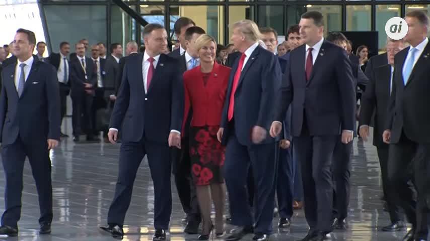 """Trump dice que relación de EEUU con Rusia """"ha cambiado"""""""
