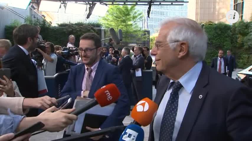 Borrell dice que la entrega de Puigdemont no depende de los Gobiernos