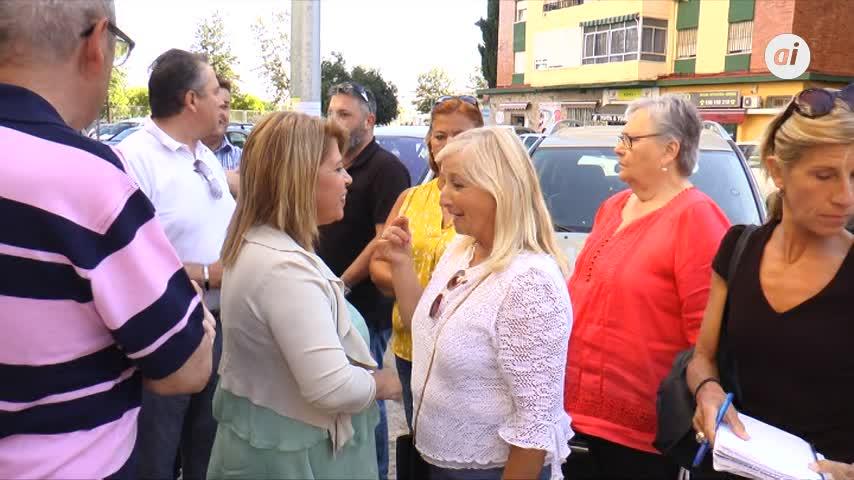 El Gobierno invierte más de 300.000 euros en obras en Princi Jerez