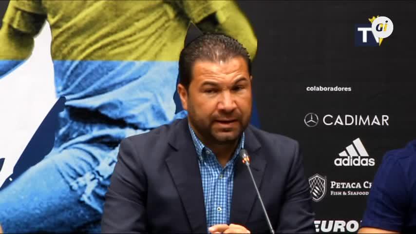 """Barco aceptó la oferta cadista por la """"insistencia"""" del cuerpo técnico"""