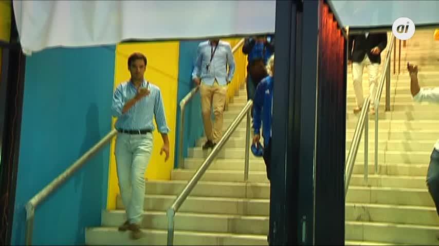 Mágico González ya tiene su puerta de acceso al estadio Carranza
