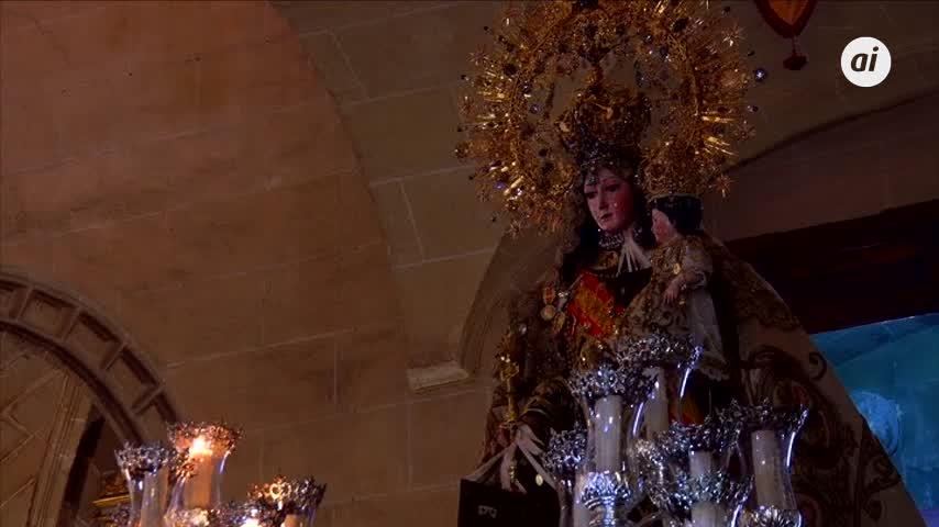 El Carmen adelanta septiembre en la Merced