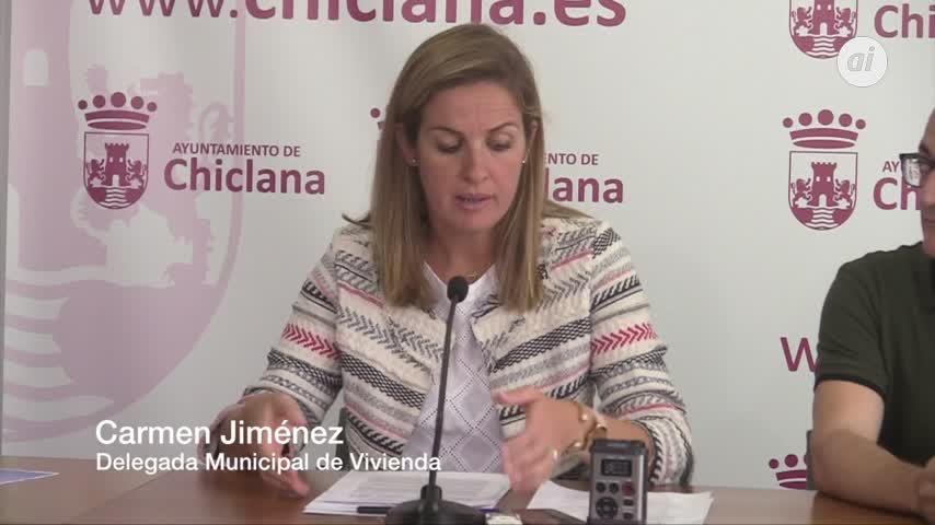 110.000 euros de las arcas municipales para rehabilitar zonas comunes