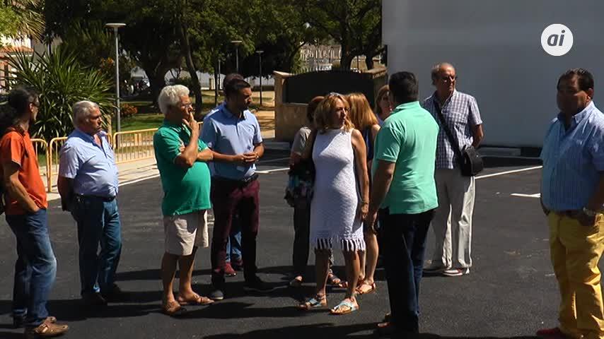 Picadueñas inaugura dos nuevas zonas de aparcamiento