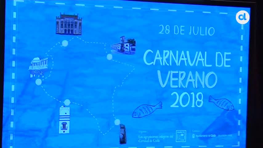 Las coplas callejeras sonarán en Cádiz el próximo día 28