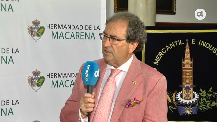 La Macarena pretende actuar con Queipo antes del informe de la Junta