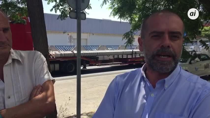 """Acusa a María Romay de """"maltrato institucional"""""""