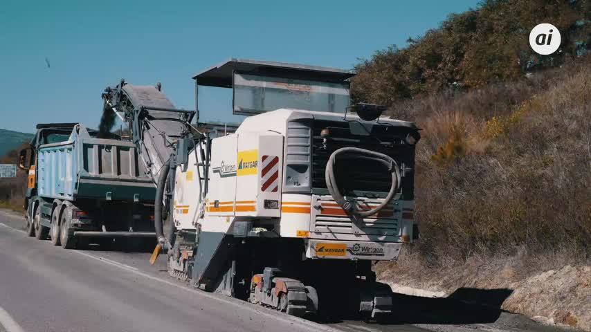 Reabre el Acceso Este a Los Barrios tras las obras de la carretera
