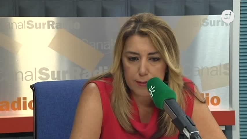 """Díaz: """"Quiero agotar la legislatura, pero no solo depende de mí"""""""