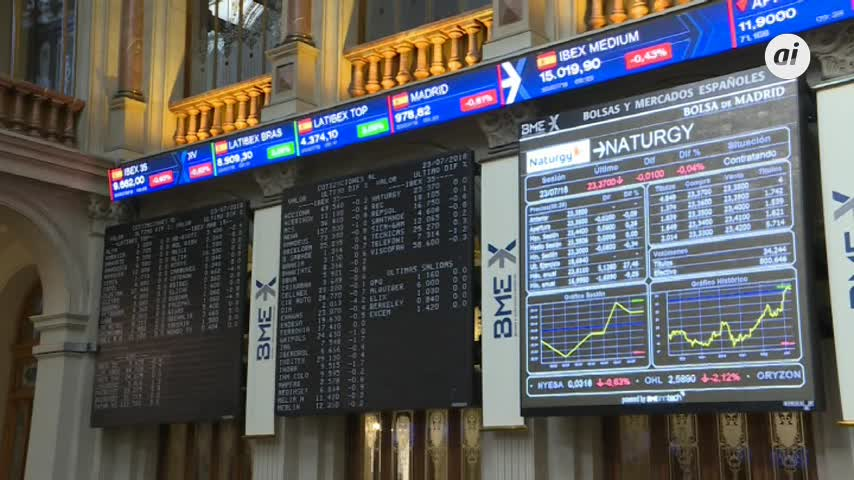 La Bolsa abre al alza tras el acuerdo entre EEUU y la UE