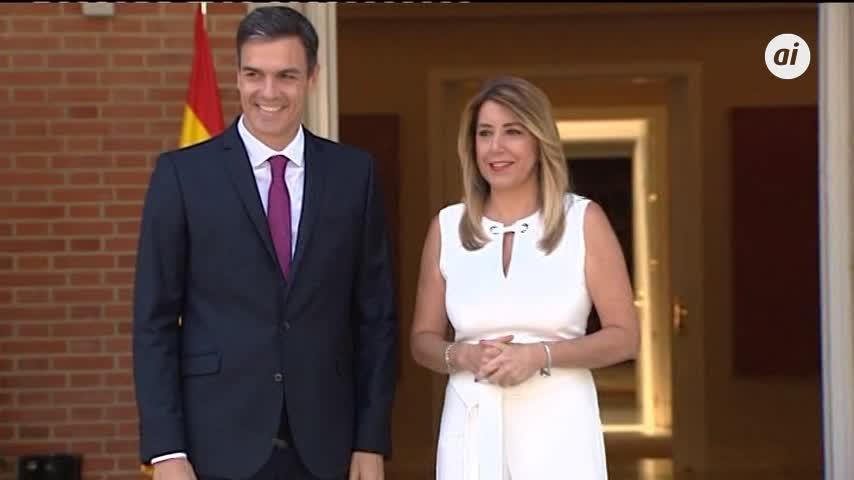 """Díaz: Sánchez da """"oxígeno"""" a Andalucía hasta la nueva financiación"""