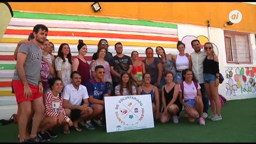 'Experiencias de intervención social' en la Barriada de La Paz